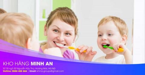 Làm thế nào để bé thích đánh răng?