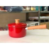 Quánh Sứ 16cm TETSU PLUS- Màu Đỏ