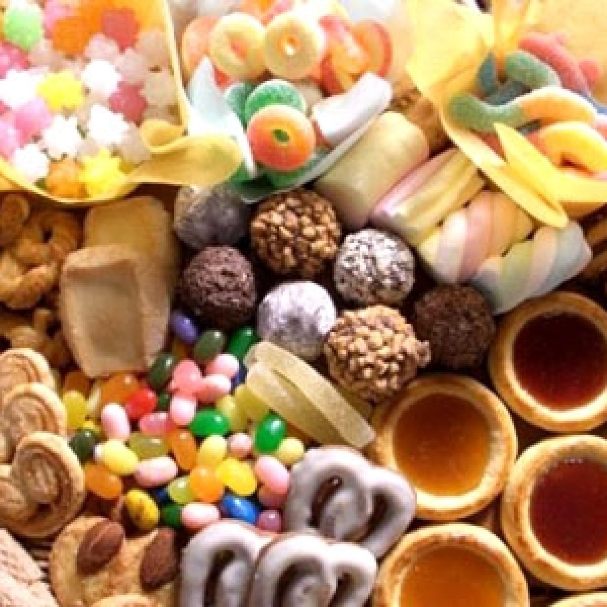 Bánh kẹo - Ăn vặt