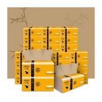 Thùng 27 gói giấy ăn gấu trúc Sipiao