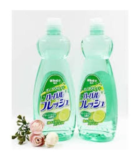 Nước rửa chéndiệt khuẩn tinh chất chanh Mitsuei