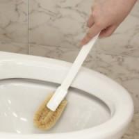 Bàn chải toilet xơ dừa