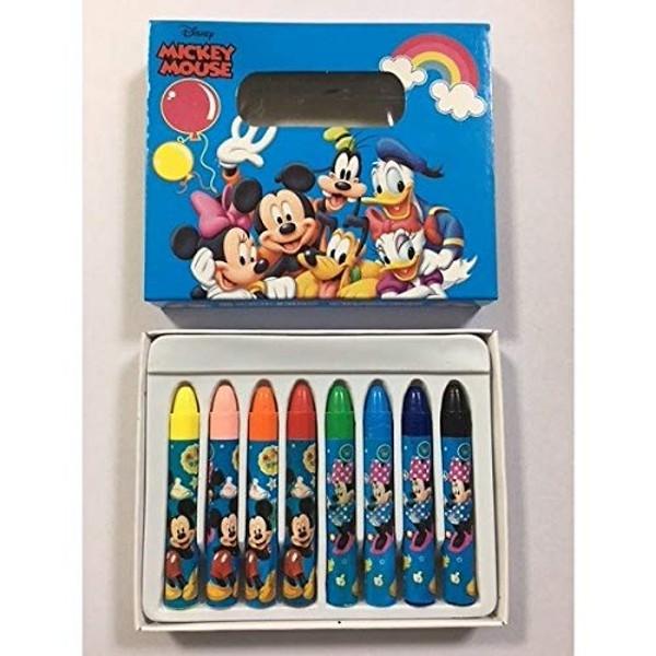 Bộ 8 bút chì màu Disney Mickey