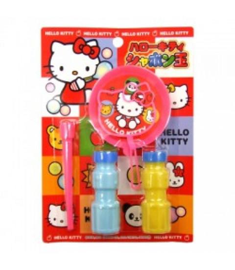 Bộ thổi bong bóng xà phòng Kitty