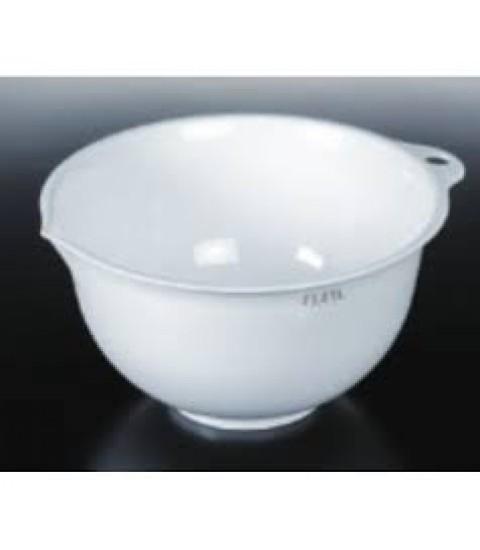 Chậu nhựa Nakaya 3,5L màu trắng