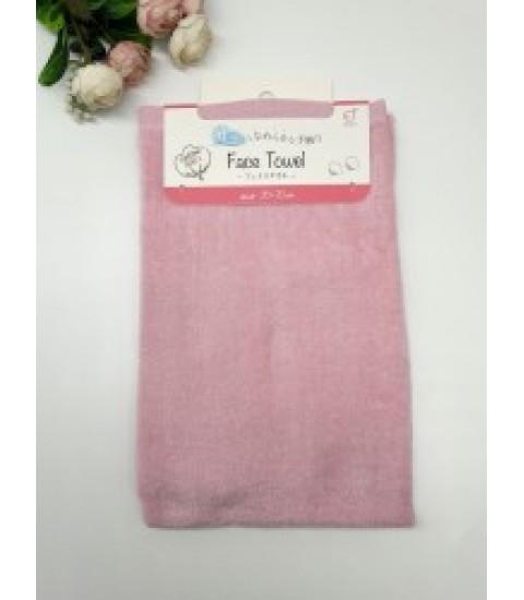 Khăn tắm mềm mịn 100% cotton (màu hồng)