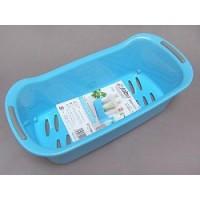 Khay đựng đồ dùng nhà tắm Jabu (màu xanh)