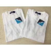 Set 2 áo lót nam 100% cotton kháng khuẩn - mẫu cổ tròn size M