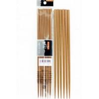 Set 3 đôi đũa gỗ 22,5cm (loại mỏng)