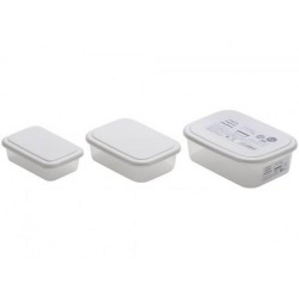 Set 3 hộp nhựa đựng thực phẩm 3 trong 1