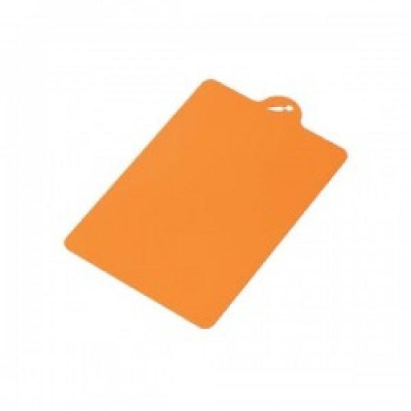 Thớt nhựa dẻo (màu cam)