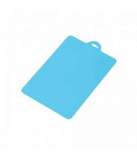 Thớt nhựa dẻo (màu xanh dương)