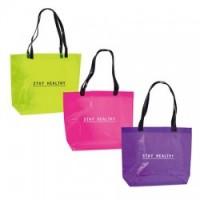 Túi xách Tote nhựa trong thời trang