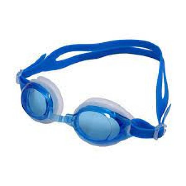 Kính bơi kháng khuẩn, chống mờ cao cấp Google cho trẻ (màu xanh)