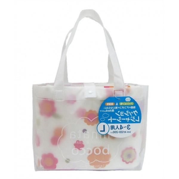 Thảm picnic Hinata Bocco màu hồng