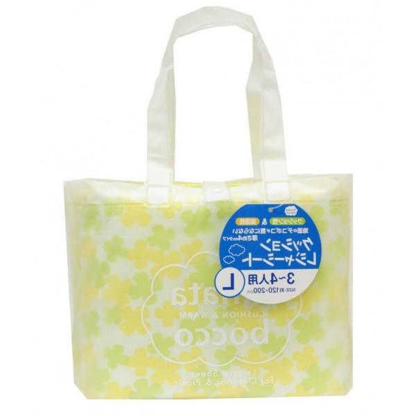 Thảm picnic Hinata Bocco màu xanh