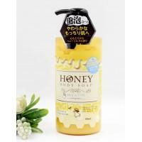 Sữa tắm Honey dưỡng ẩm, làm mịn dạng kem