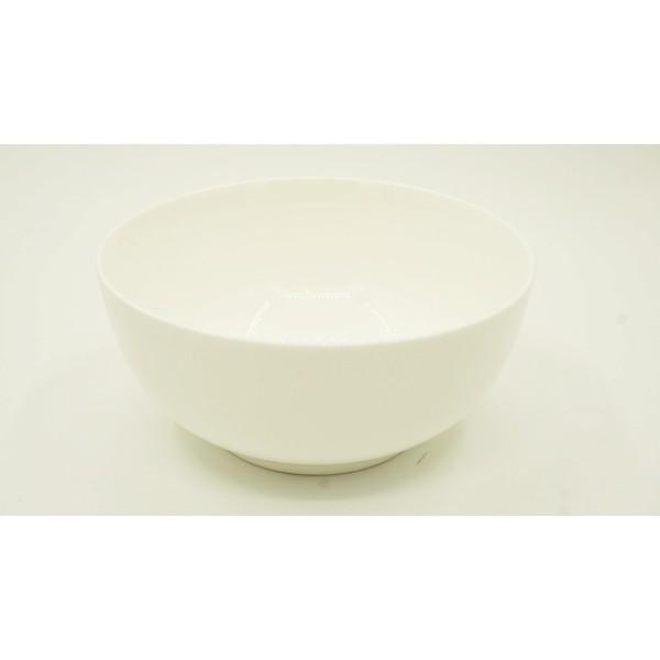 Tô sứ trắng cỡ to đường kính 14cm