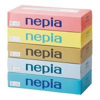 Set 5 hộp giấy ăn 150 tờ Nepia