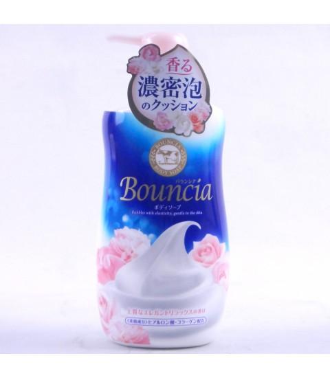 Sữa tắm Bouncia hương hoa hồng 550ml