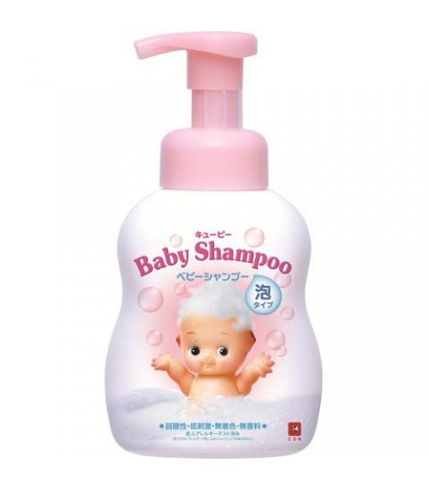 Sữa tắm gội cho bé Baby Soap 350ml - màu hồng