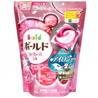 Viên giặt Gellball 18 Viên ( Dạng túi)- Màu hồng