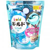 Viên giặt Gellball 18 Viên ( Dạng túi)- Màu xanh