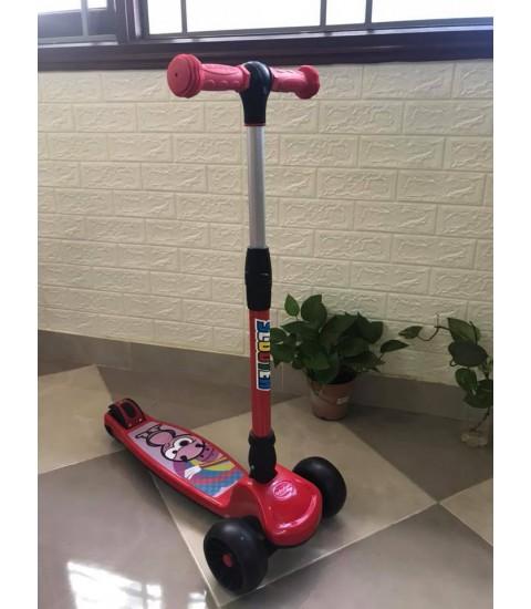 Siêu xe Scootet Baby Fast cho bé - màu đỏ