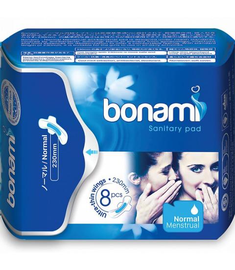 Băng vệ sinh Bonami ban đêm - 8 miếng