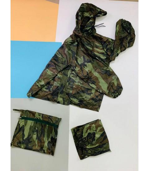 Bộ áo mưa cho bé Tít Mít