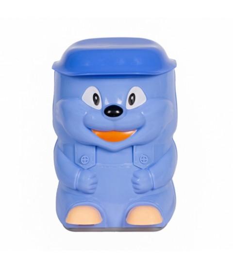 Bật rác gấu trung nhựa Song Long