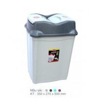 Thùng rác Thái 2076 - 28L nhựa Song Long