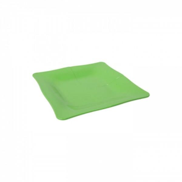 Đĩa vuông kẻ 76 - 2876 nhựa Song Long