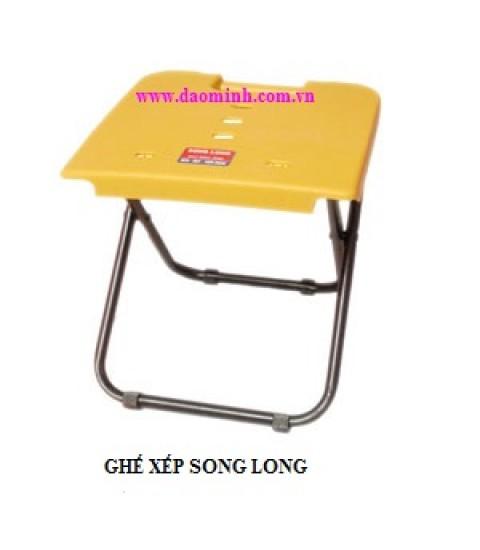 Ghế xếp 2054 nhựa Song Long