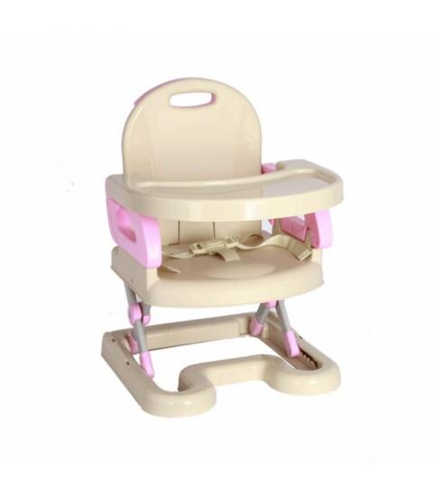 Ghế ăn đa năng trẻ em Song Long SL2575 - màu hồng