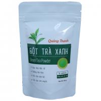 Bột trà xanh Quảng Thanh - gói 100g