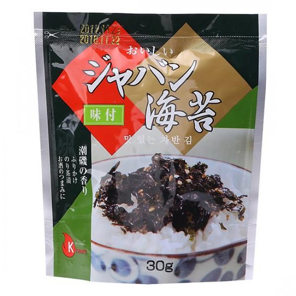 Rong biển trộn cơm Japan Gim