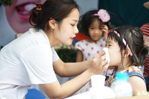 Chăm sóc răng miệng bằng Xylitol – Trải nghiệm mới đầy thích thú cho các bé