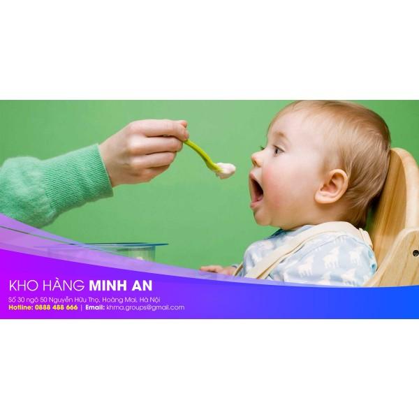 Tại sao cần sử dụng cụ mài nghiền thức ăn dặm cho bé?
