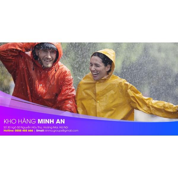 Làm gì để áo mưa bị mốc sạch thơm trở lại?