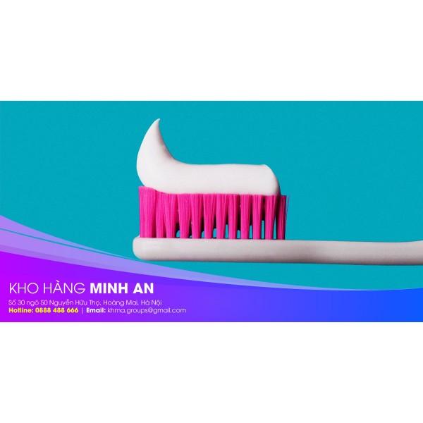 Hướng dẫn sử dụng bàn chải đánh răng bản to loại mềm hiệu quả