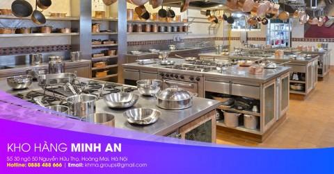 Bí quyết chọn thiết bị nhà hàng dùng trong bếp
