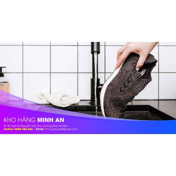 Những lưu ý khi sử dụng bàn chải giặt giày vệ sinh giày