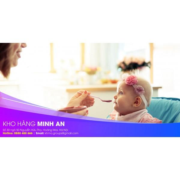 Tập ăn dặm cho bé: Mẹ nên bắt đầu như thế nào?