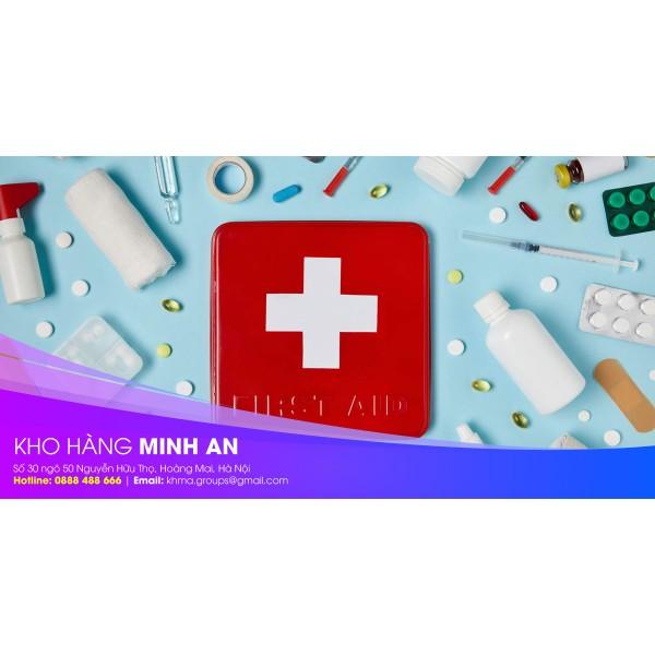 Cần trang bị những gì cho hộp đựng thuốc và dụng cụ y tế gia đình ?
