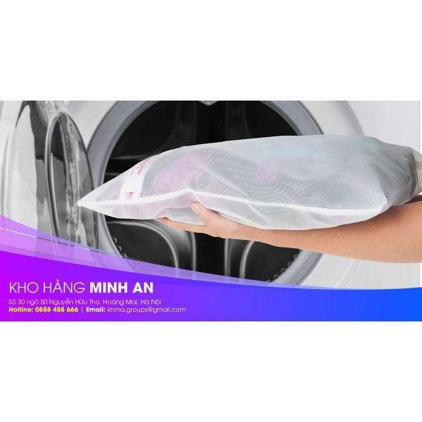 Vì sao cần sử dụng túi giặt quần áo khi giặt máy?