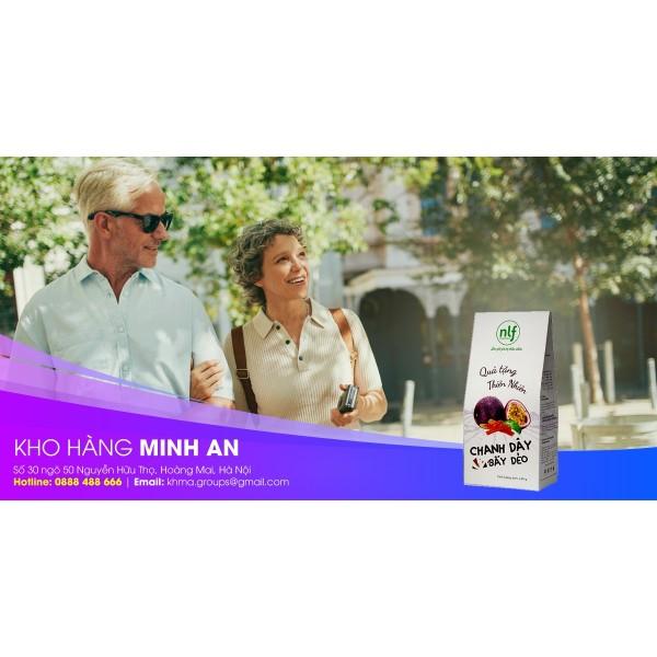 Những công dụng sức khỏe của chanh dây sấy dẻo đối với người già