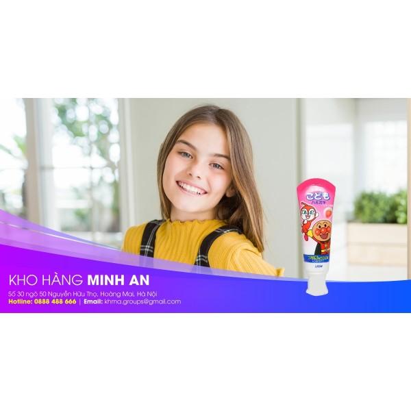 Bạn đã biết lựa chọn kem đánh răng cho trẻ đúng cách?