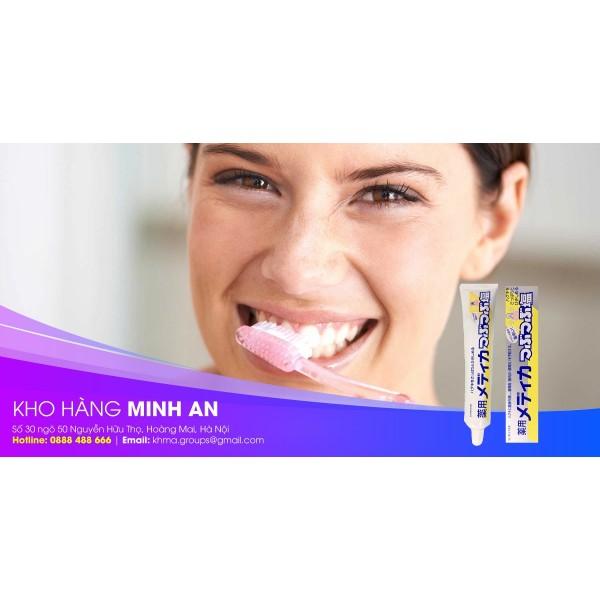 Công dụng của kem đánh răng muối Sunstar 170gr