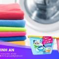 Công dụng của viên giặt xả Gell Ball 3D Nhật Bẩn